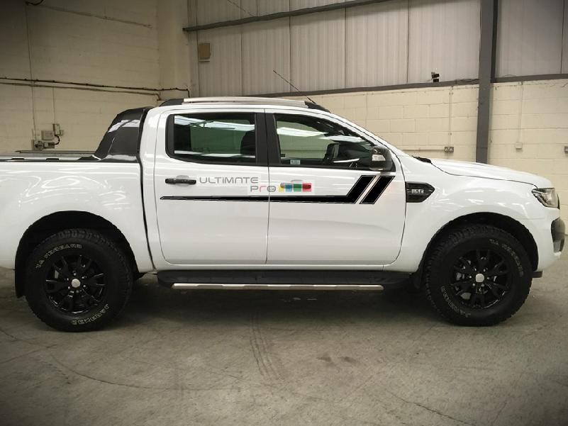 Decal Graphic Sticker Ford Ranger T6 2011-2017