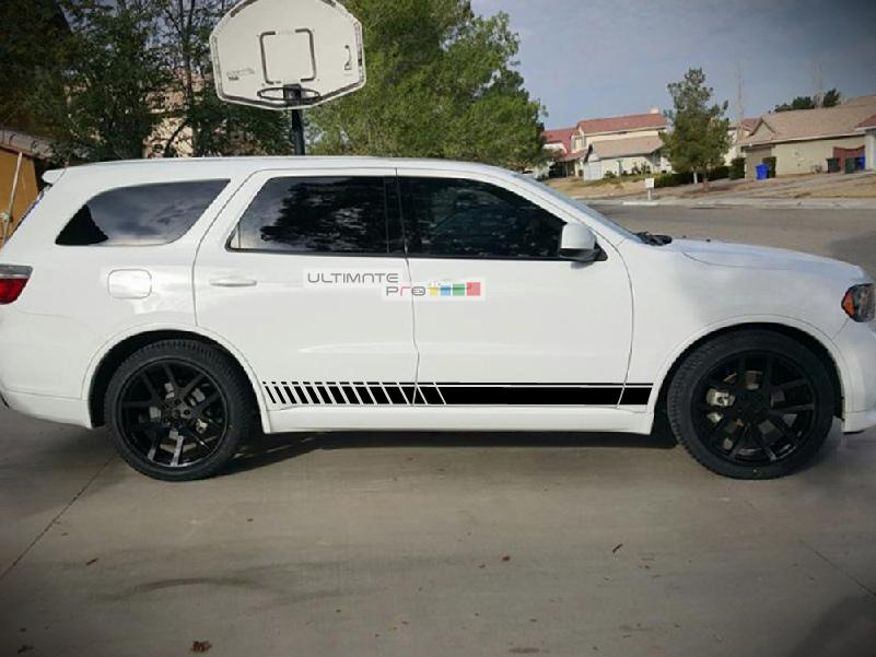 Decal Sticker Vinyl Side Sport Stripe Kit Compatible with ...