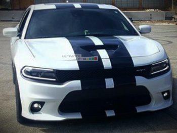 Full Stripe Kit Decal Sticker Graphic Dodge Charger SRT RT 7th Gen