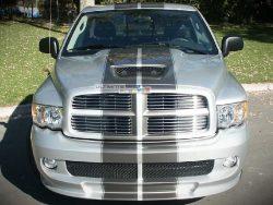 Decal Sticker Vinyl Body Racing Stripe Full Kit Dodge Ram