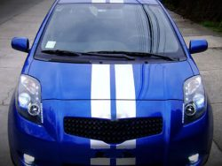 Toyota Decals Side Stripes Racing Stripes And Vehicle