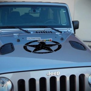 wrangler windshield banner kamos sticker. Black Bedroom Furniture Sets. Home Design Ideas