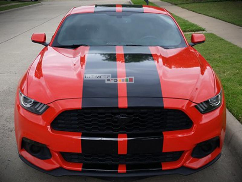 Full Stripe Kit Sticker Decal Graphic Compatible With Ford