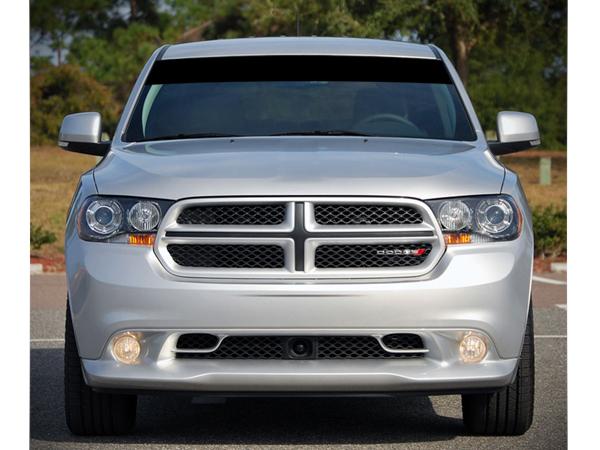 Decal Windshield Sport Banner Strip Dodge Durango Front
