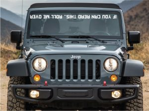 Jeep Wrangler Decals Racing Stickers Side Stripes And