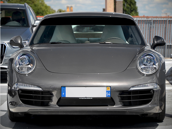 Porsche Support Vehicle Decal – Articleblog info