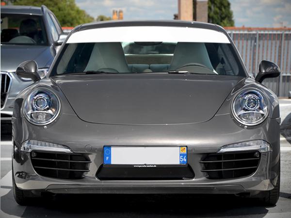 Windshield Banner Sport Strip Decal Sticker Porsche 911