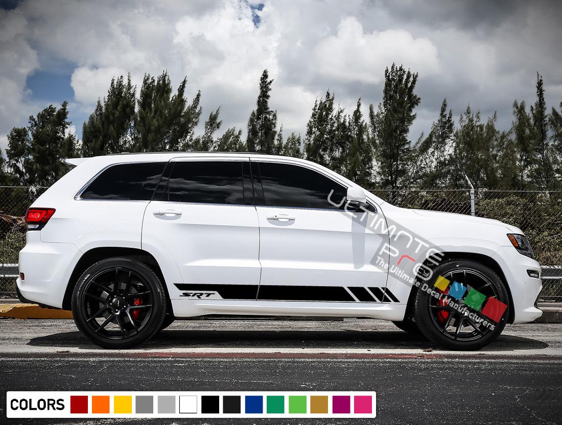 sport decal sticker vinyl side racing stripe kit