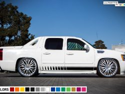 Chevrolet Decals Racing Stickers And Vehicle Graphics